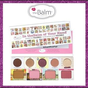 THE BALM OF YOUR HAND Greatest Hits Vol 2 Palette